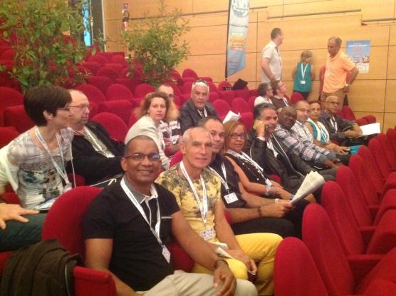 photos congrès Unsa - Perigueux 1