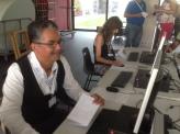 photos congrès Unsa - Perigueux 3 vote
