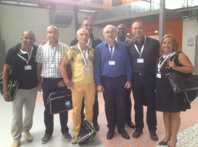 photos congrès Unsa - Perigueux 4 avec Luc Berille